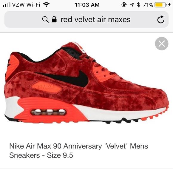 red velvet nike air max 90. M 5b44fa4845c8b3b1e2ee380d bce9e57a5